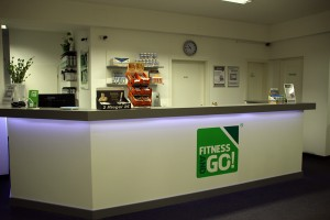 FITNESS AND GO! Theke
