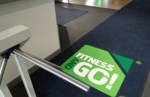 FITNESS AND GO! Eingangsbereich